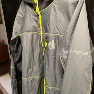 Men's First Ascent Lightweight Jacket with hood
